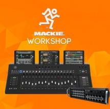 "Mixing-Workshop ""Mackie Axis - Digital Mixing System"""