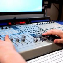 SAE INSTITUTE MÜNCHEN - WORKSHOP Audio Engineering