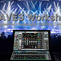WAVES, Workshop, Audio Engineering, Soundgrid, DiGiGrid, eMotion LV 1, Studio, Producer, SAE Hamburg, SAE Institute, United Brands, Florian Herkert, Tonstudio, Musik, Mischpult, Live, FOH