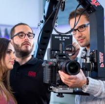 SAE Institute Köln Workshop Digital Film Production
