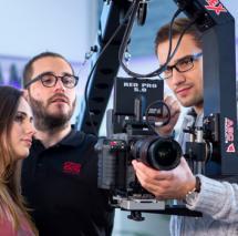 SAE Institute München - Workshop Digital Film & VFX