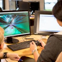 SAE INSTITUTE HAMBURG - Workshop Game Programming