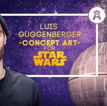 Masterclass with Luis Guggenberger - Concept Art for Star Wars