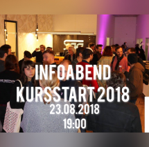 SAE Berlin - INFOABEND: Kursstart September 2018