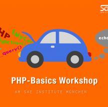 PHP MySQL Workshop Webdesign Webdevelopment SAE Institute München