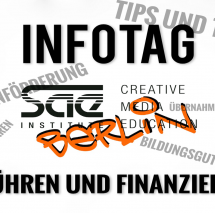 Berlin - INFOTAG: Gebühren & Finanzierung