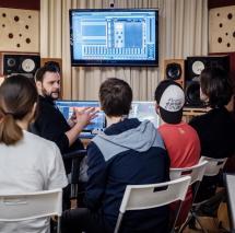 BERLIN - WORKSHOP: AUDIO ENGINEERING