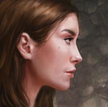 Portrait Drawing Workshop mit Luisa Preißler