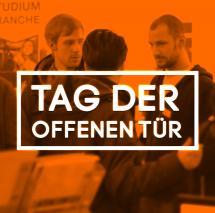 Tag der offenen Tür Mail 2018 SAE Institute München