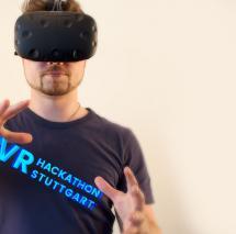 VR_Hackathon am SAE Institute Stuttgart
