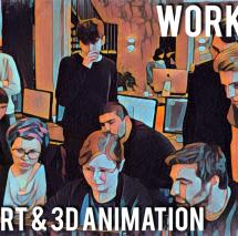 GAME ART & 3D ANIMATION WORKSHOP - BERLIN - BASIC MODELING