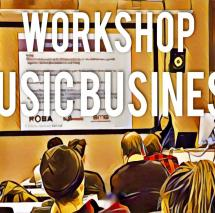 BERLIN - WORKSHOP: Music Business