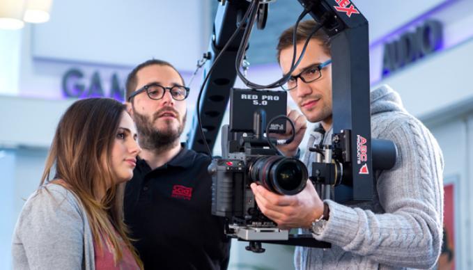 SAE Institut Köln - Workshop Digital Film Production