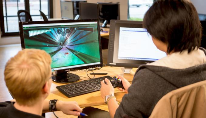SAE Institute Köln - Workshop Games Programming