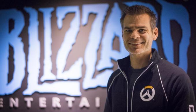 Hunter Grant BBlizzard Entertainment