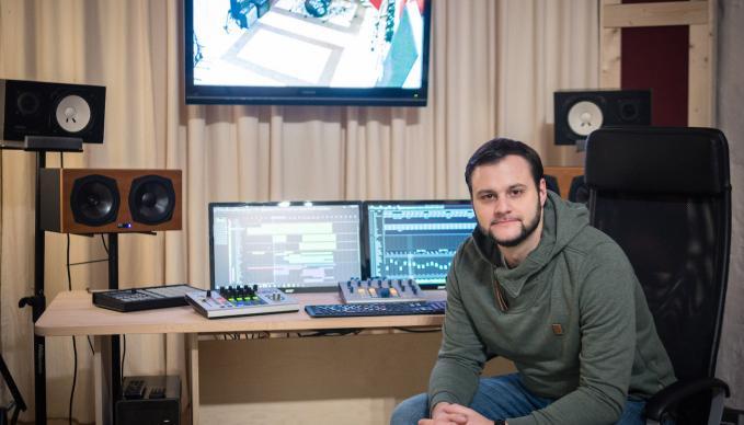 BERLIN - WORKSHOP: Mixing Deutsch-Rap
