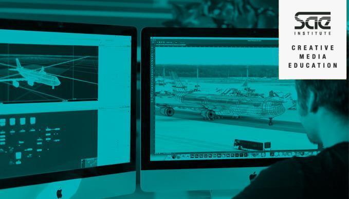 Workshop 3D Modeling SAE Institute München Game Art VFX