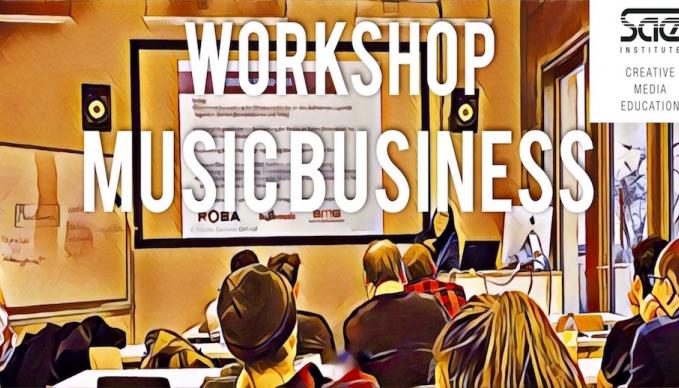 BERLIN - WORKSHOP: Music Business (ENGLISH)