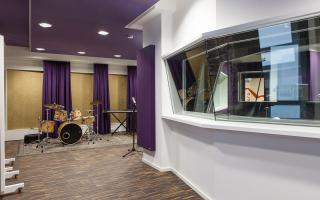 Studio Purple - Large Live Room