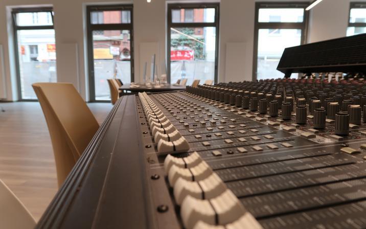 Workstation Audio