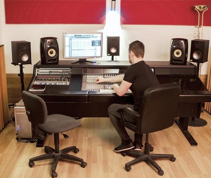 Mixing Suite für 5.1 Surround Sound