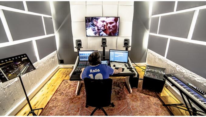 Neues Tonstudio am Hamburger SAE Campus mit hervorragender Technik
