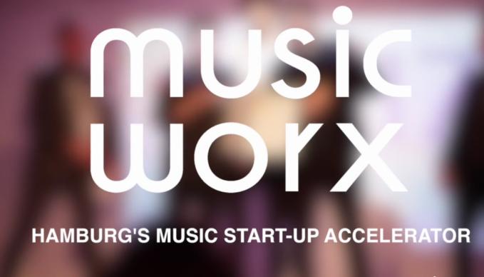 Music WorX Accelerator 2018