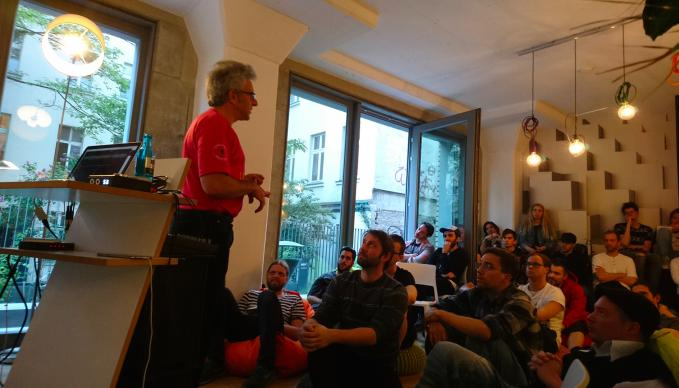 iZotope Event Germany Premiere! Master class with Mastering legend Jonthan Wyner and Marc Ebermann at SAE Berlin