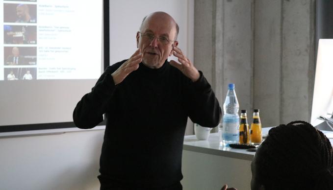 Meet the Professionals mit Dr. Rolf Giesen: Asterix, Die unendliche Geschichte 2 u.v.m.
