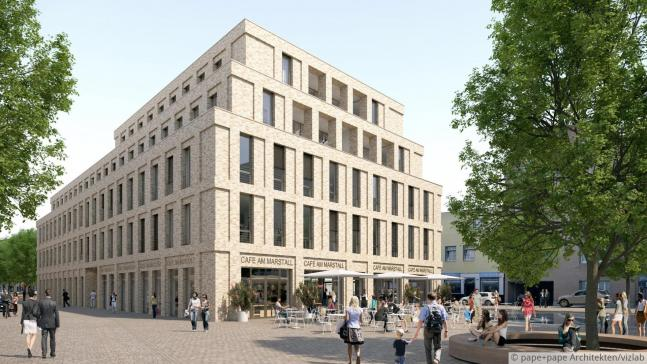 SAE Institute Hannover (pape+pape Architekten/vizlab)