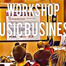 WORKSHOP: Music Business (ENGLISH)