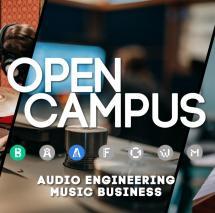 Campus Insights - Audio Engineering & Music Business