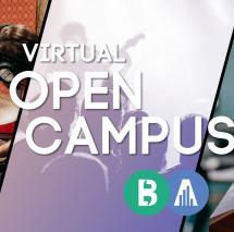 SAE Köln Virtual Open Campus Audio Engineering