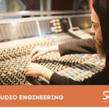 Audio Engineering SAE Institute