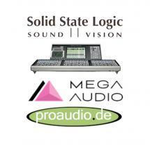 SSL, proaudio.de, Mega Audio