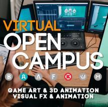 Campus Insights - Game Art & Visual FX