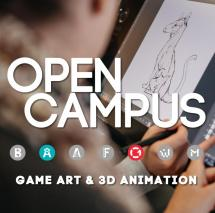 Campus Insights - Game Art
