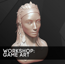 SAE Köln - Game Art Workshop