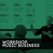 Köln - Music Business Workshop