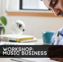 Music Business Workshop am SAE institute Köln
