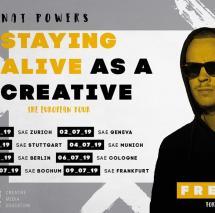Nat Powers European Tour @ SAE Institute