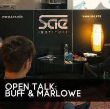 Open Talk: Buff & Marlowe