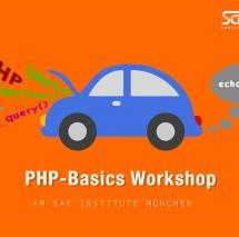 Workshop Back-End Programming PHP MySQL SAE Institute München