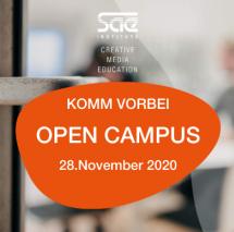 Open Campus Tag der offenen Tür SAE Institute München
