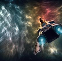 Endless Space Runner - Game Art