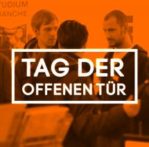Tag der offenen Tür München SAE Institute Dezember 2018