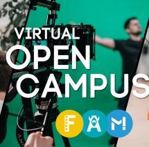 SAE Köln Virtual Open Campus Film Cross Media