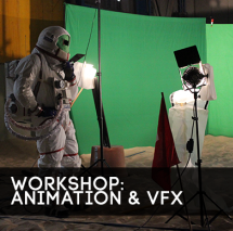 Köln - 3D Animation & VFX Workshop
