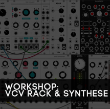 Workshop: VCV Rack mit Lukas Scheigenpflug