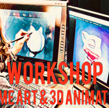 Visual Storytelling mit Uwe Heinelt: Game Art & 3D Animation - Workshop (DE)